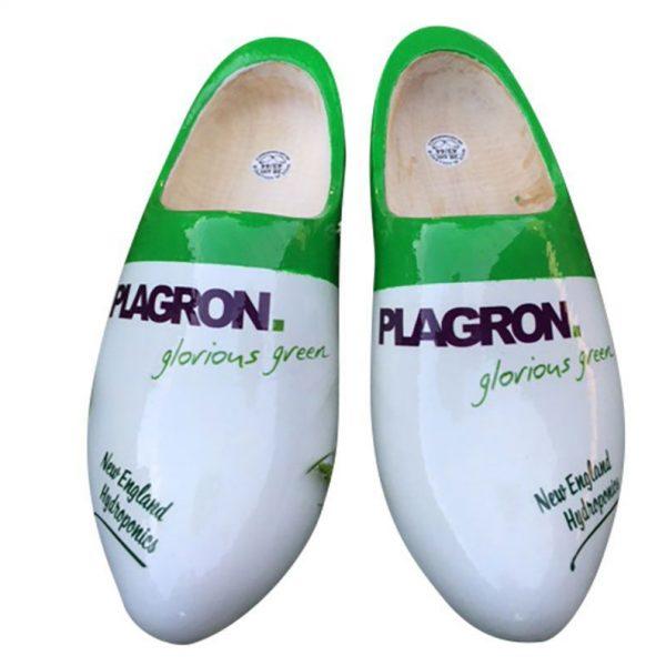 Logo klompen Plagron